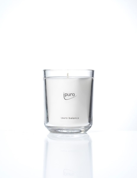 Ipuro Geurkaars Classic ipuro balance scented candle bougie parfumée kaars aromakaars huisparfum 4051281537255 MamaBella Juwelen en accessoires