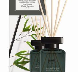 Essentials by Ipuro Geurstokjes black bamboo 50 ml room fragrances geurdiffuser aromadiffuser huisparfum EAN4051281983441 MamaBella Juwelen en accessoires