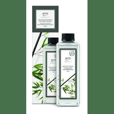 Essentials by Ipuro Navulling black bamboo 500 ml refill room fragrances geurdiffuser aromadiffuser huisparfum MamaBella Juwelen en accessoires