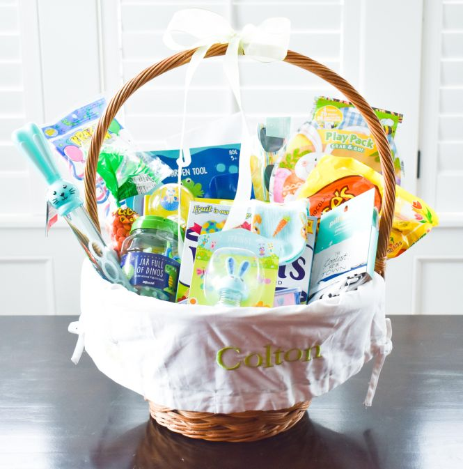 Easter basket ideas for 2 year old boys mamabops easter basket ideas for 2 year old boys negle Image collections
