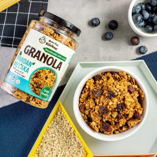 granola cereal malaysia
