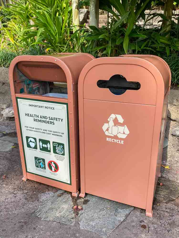 COVID precautions at Disney World 2021