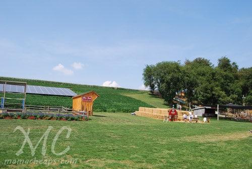 cherry crest adventure farm lancaster solar panels