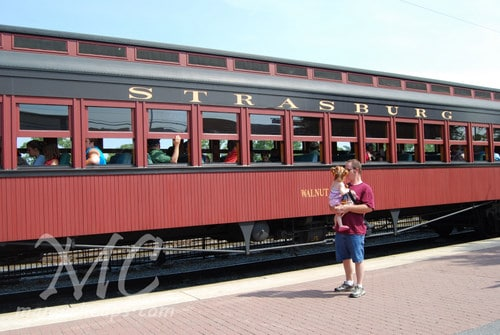 strasburg railroad lancaster 5