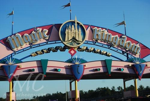 magic kingdom main entrance