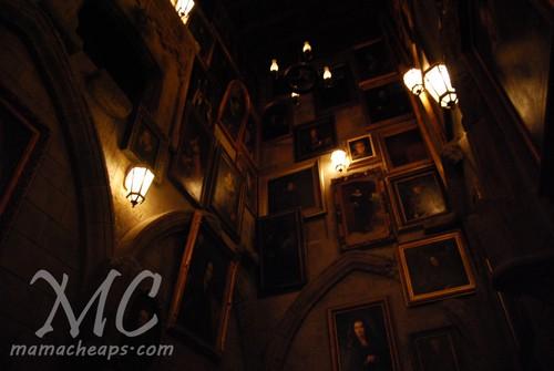 wizarding world of harry potter universal orlando forbidden journey 6