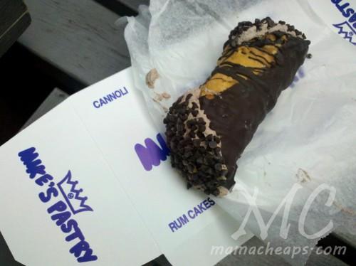mikes pastry cannoli boston mc