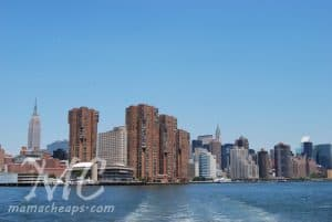the kimberly hotel new york sunday brunch yacht cruise b