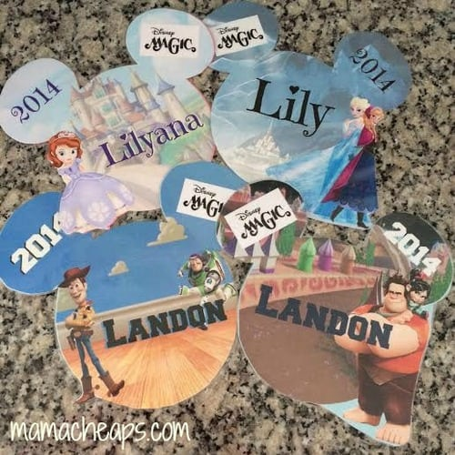 disney door magnets