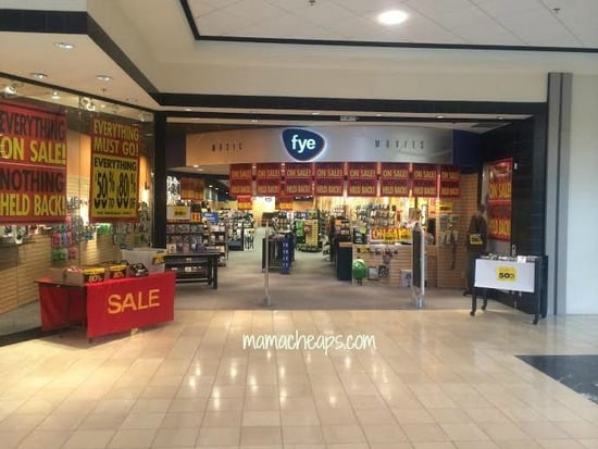 Local store closing fye at montgomery mall in north - Design home interiors montgomeryville ...
