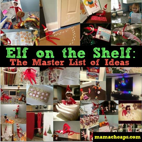 elf ideas