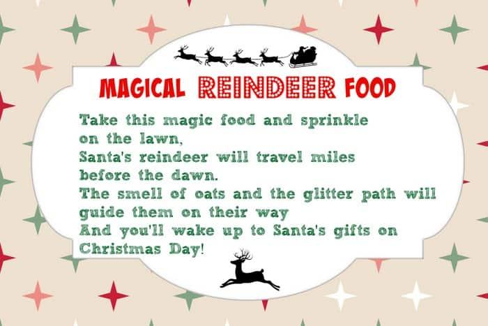 reindeer poem