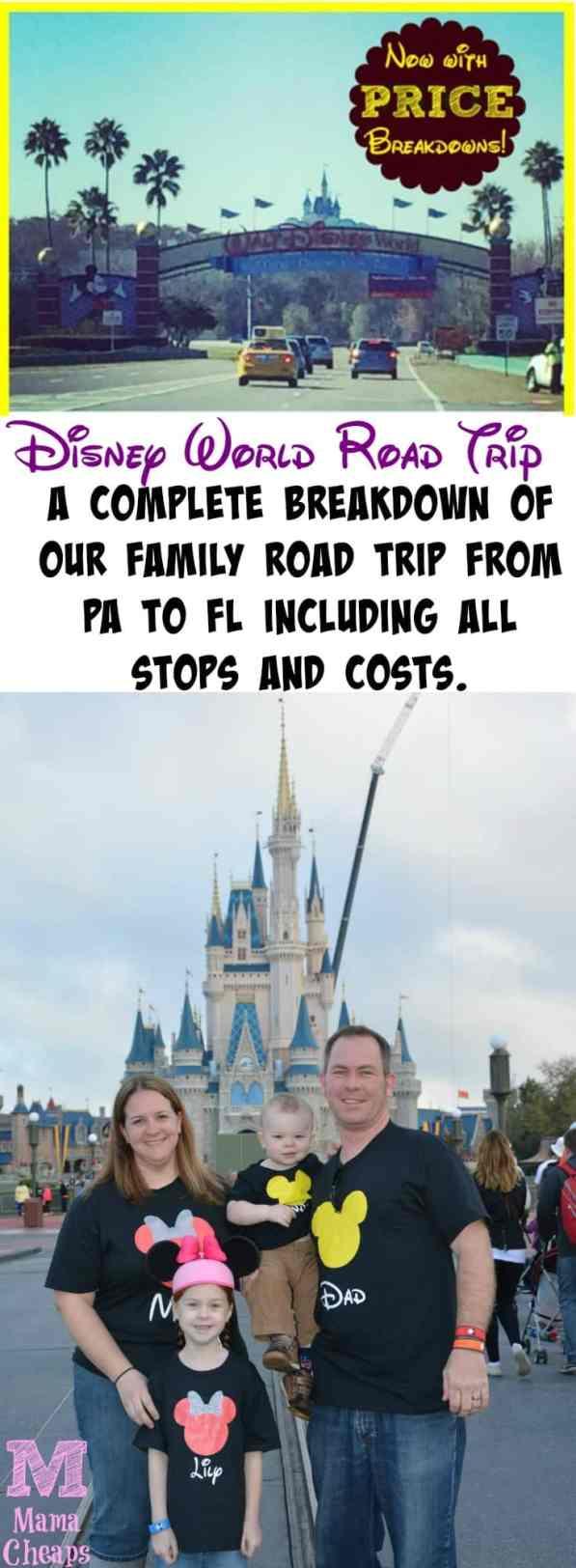 Disney World Road Trip