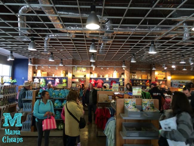 disney character warehouse orlando premium outlets