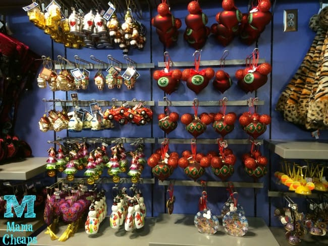 disney christmas ornaments outlet store orlando
