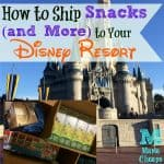 How to Ship Snacks (and More) to Your Disney Resort