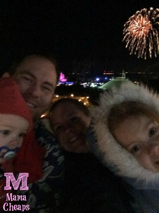 fireworks bay lake tower