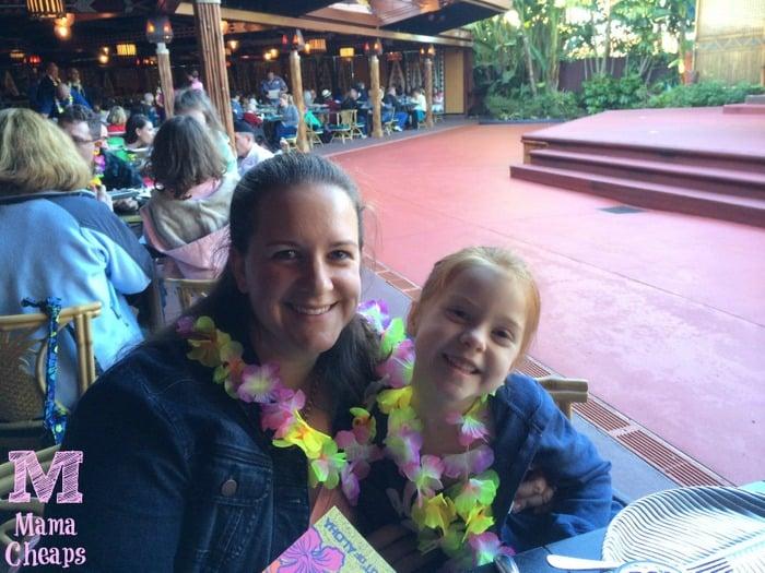 spirit of aloha dinner