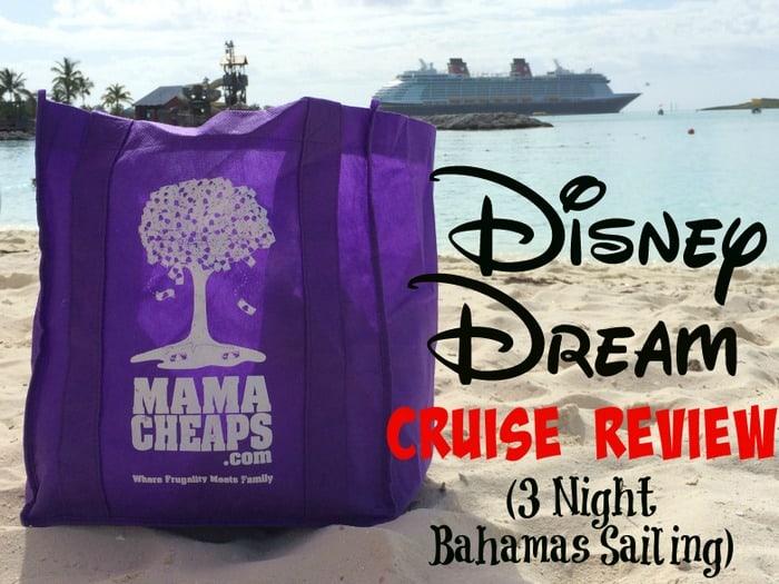 disney dream cruise review mama cheaps