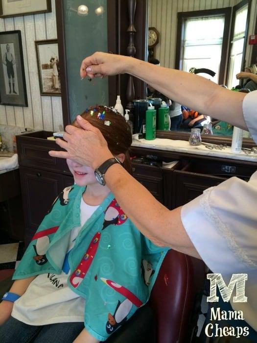 Main Street Barber Shop Pixie Dust