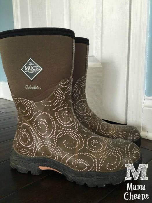 Cabela's Muck Boots