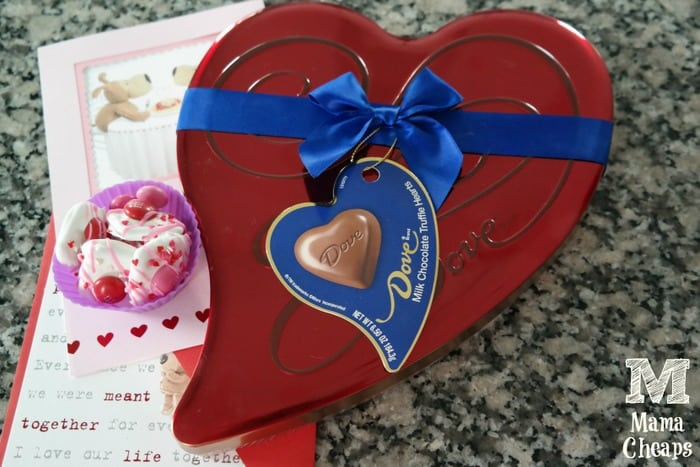 Dove Chocolate American Greetings Cards