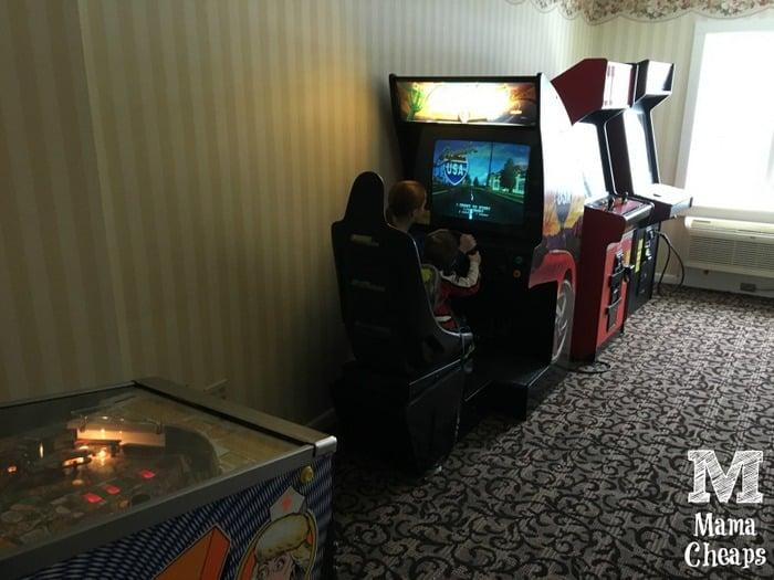 Lake Morey Resort Arcade