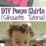 DIY Peeps Shirts