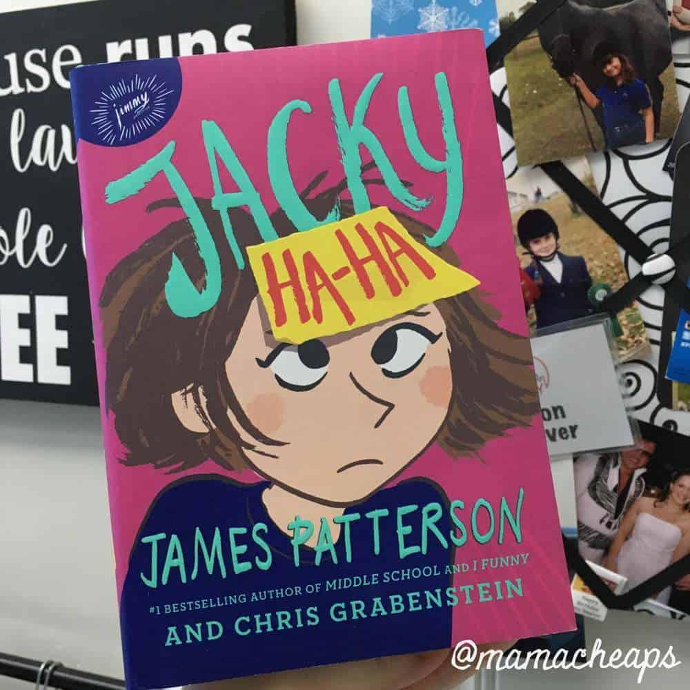 Jacky Ha Book James Patterson