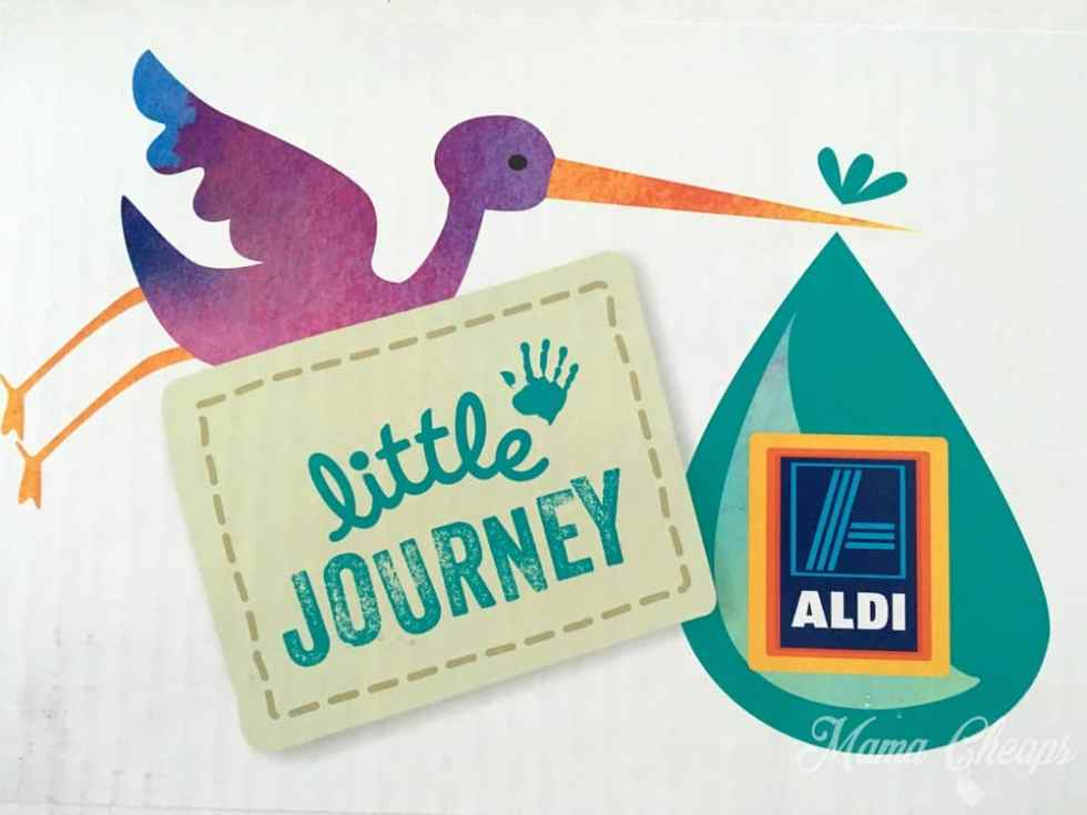 aldi introduces little journey line of baby products ad aldilittlejourney mama cheaps. Black Bedroom Furniture Sets. Home Design Ideas