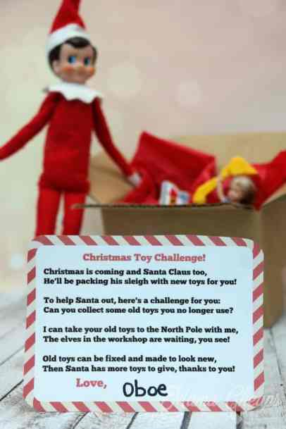 A Christmas Toy Challenge