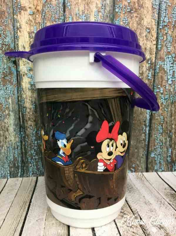 Disney Parks Popcorn Bucket