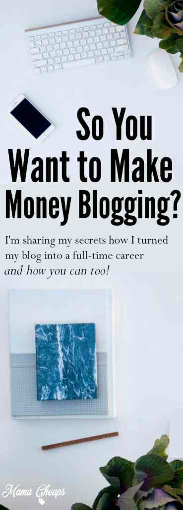 Make Money With a Blog
