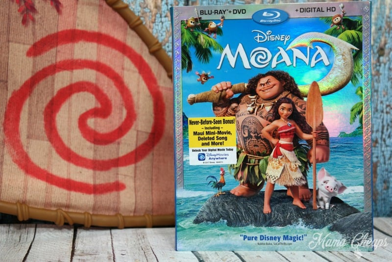 Disneys Moana Movie