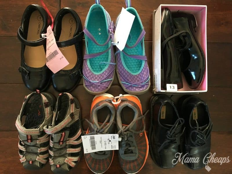 JBF Haul Shoes