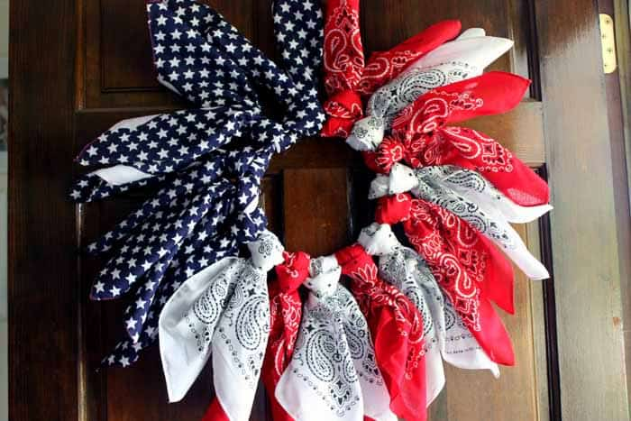 Simple patriotic decor ideas for your home mama cheaps