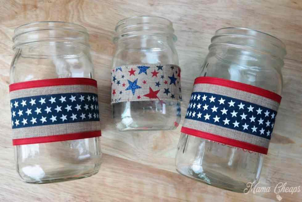 USA Mason Jars