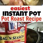 Easiest Instant Pot Pot Roast Recipe