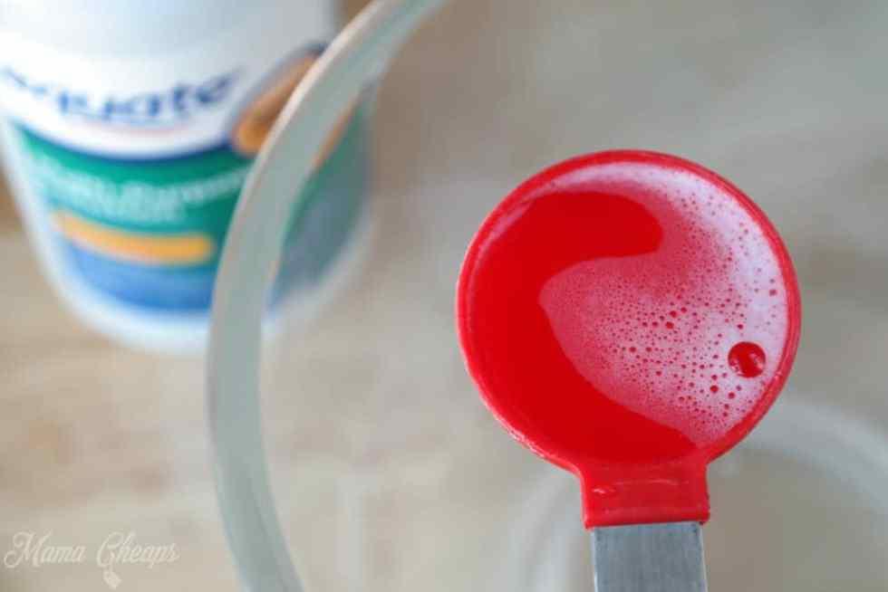 Saline Solution Slime