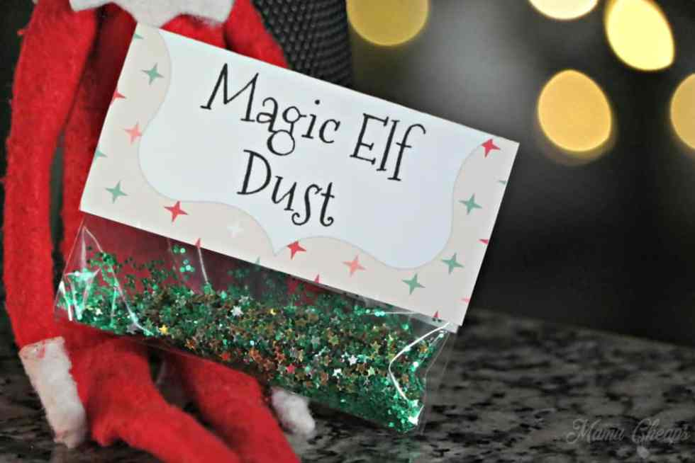 Magic Elf Dust for Accidental Elf Touch