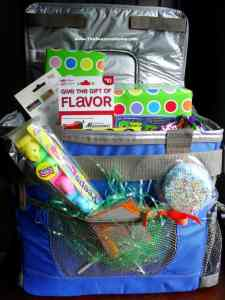 Cooler Easter Basket