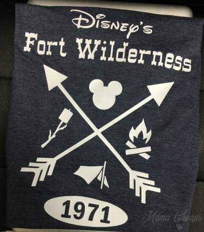 Disney Fort Wilderness Shirt