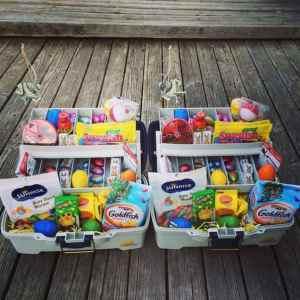 Tackle Box Easter Basket