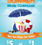 2018 Cinemark Summer Movies for Kids from 50 Cents Each
