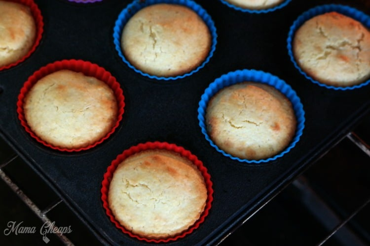 Baked Corn Muffin