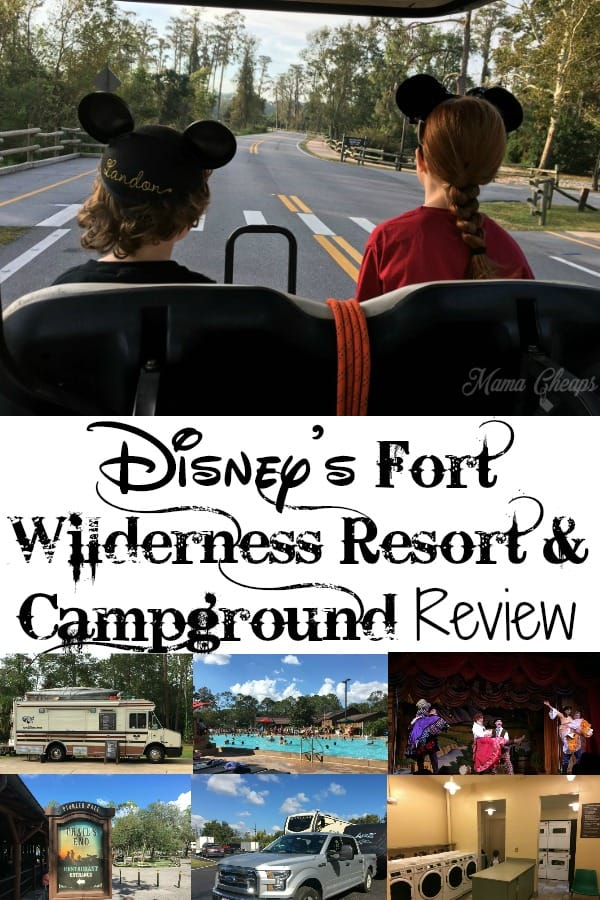 Disney's Fort Wilderness Resort & Campground Review