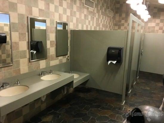 Ft Wilderness Bathrooms