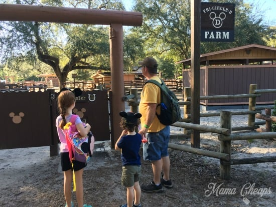 Tri Circle D Ranch Disney