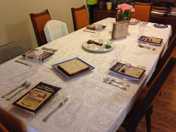 Passover: Table