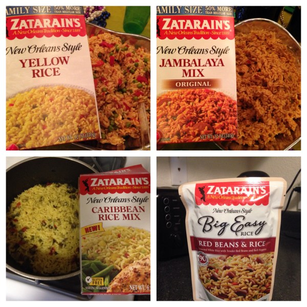 Mama Chit Chat: Mardi Gras Party w/Zatarain's